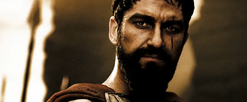 300 Spartalı ölmedi aramızda yaşıyor